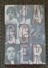 Mick Jagger Davin Seay Hardcover Book w dj 1st Edition 1993 ROLLING STONES