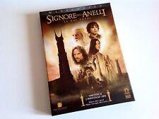 LE DUE TORRI Il Signore degli Anelli Widescreen 2 DVD