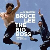 BRUCE LEE: THE BIG BOSS CD ORIGINAL SOUNDTRACK NEW