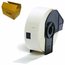 100 ROLLS BROTHER- DK-11203 DK11203 (17x87mm) COMPATIBLE ADDRESS SHIPPING LABELS