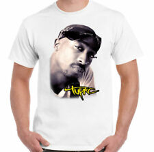 Tupac Solid Short Sleeve T-Shirts for Men