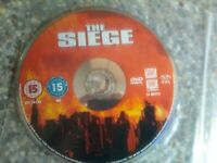 Dvd the siege disc only (134)