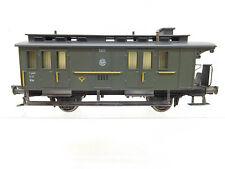 MES-52911Fleischmann 1403 H0 Postwagen KPEV 1403 mit minimale Gebrauchsspuren,