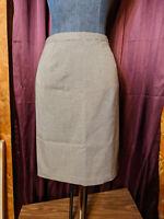 *Worthington Petite Gray Skirt Size 8 NWT $36 Closet288*
