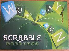 ~~SCRABBLE ORIGINAL - COMPLETE - VGC~~