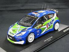 Minichamps Ford Fiesta WRC 2011 1:18 #9 Kuipers / Miclotte Deutschland (MCC)