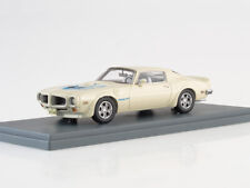 1:43 PONTIAC Firebird Trans AM White 1973 NEO44745 Neo Scale Models