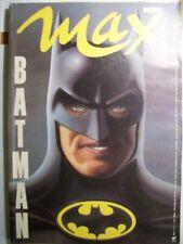 RIVISTA MAX NOVEMBRE 1989  BATMAN - 2 POPSTER ( cc33)