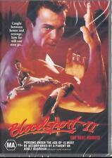 BLOODSPORT 2 - THE NEXT KUMITE - NEW REGION 4 DVD FREE LOCAL POST