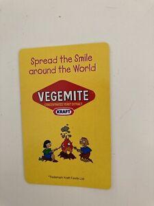 Swapcard - Vintage Kraft Vegemite
