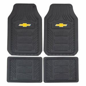 Plasticolor Chevrolet Weatherpro 4 Pc. Floor Mat Set