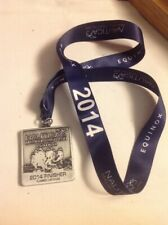 Malibu Nautica Equinox Triathlon 2014 Medal Finisher