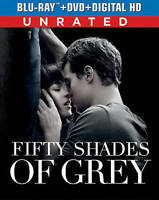Fifty Shades of Grey - Unrated Edition ( Blu-ray