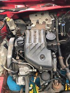 SEAT INCA VW CADDY ENGINE 1.9 SDI AYQ (00-03)