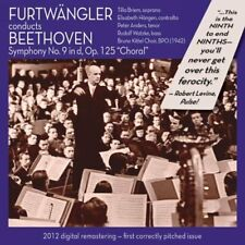 Symphony No 9  Wilhelm Furtwangler  1942 [CD]