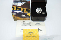 BREITLING Navitimer Cosmo Note A12022 Chronograph Automatic Watch W/ Box Ex++