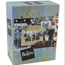 New The Beatles Anthology 5 DVD Full Collection Factory Sealed Free shipping A90