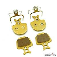 Plaquetas de freno FORMULA ORO K18 K24 metálicas - formula oro METÁLICO PAD