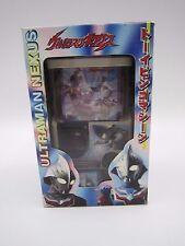 Ultraman Nexus Bingo Game With Mini Toy Machine Blue Sun Hing MediaLink