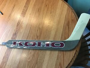 PATRICK ROY COLORADO AVALANCHE GAME MODEL KOHO HOCKEY STICK  MONTREAL CANADIANS