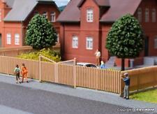 Kibri 38625 HO/OO Gauge Wooden Fence Kit