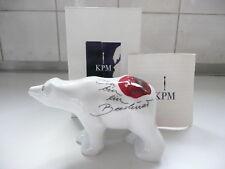 KPM Berlin porcelain - Buddy Bear