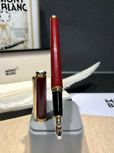 Montblanc Noblesse Oblige Füllfederhalter Nr. 15150 Bordeaux - ohne Gravur