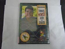 NEW Tom Hopkins International - Tom's Worst Day in Sales DVD