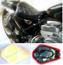 Harley Davidson-Sportster 2004-06 2010-16 Sella Gel Seat Selle Sitzbank Asiento