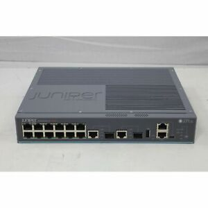 Juniper Layer 3 12 Port Gigabit Network Switch (EX2200-C-12T-2G)