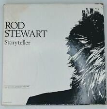 Rod Stewart Storyteller 4 Cassette Set