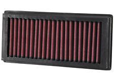K & n Filtro De Aire Para Mitsubishi Colt 1.1 1.3 1.5 04-12 33-2881