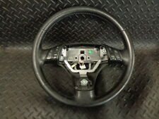 2006 MAZDA 6 1.8 TS 5DR LEATHER MULTIFUNCTION STEERING WHEEL GS120-00720