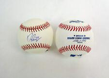 Drew Pomeranz Boston Red Sox Pitcher Signed Autograph MLB Baseball COA