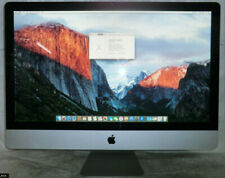 "Apple Imac A1312 27"", 3,06 GB, Ram 8 GB, HD 1T + Clavier et souris wireless"