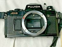 FUJICA AX-3 Camera Body - Fair - UNTESTED