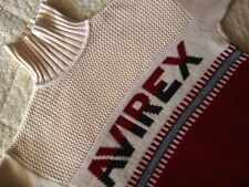 SWEATER vintage '80s  AVIREX Usa (Knitted goods) TG.L made in Italy