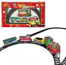 Premier Weihnachten Kinder Express 9 Teile Eisenbahn Set mit schiene