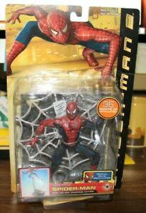 MOC Web Trap Spider-Man - Spider-Man 2 Movie Toy Biz 2004