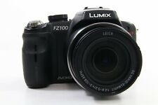 Panasonic Lumix DMC-FZ100 schwarz, guter Zustand