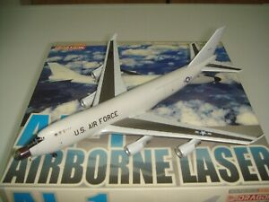 """Dragon Wings 400 United States Air Force B747-400F """"AL-1 Airborne Laser"""" 1:400"""