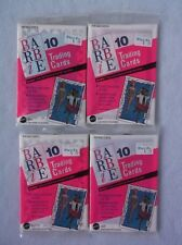 Barbie Trading Cards, Four Unopend Package of 10 - 40 Cards Total - 1990