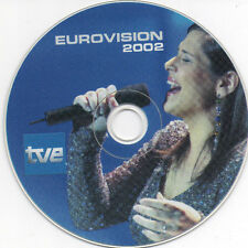 "ROSA ""EUROVISION 2002"" CD-ROM WITH PICTURES / EUROVISION CONTEST"