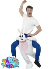 Rabbit Piggyback Fancy Dress Costume - One Size Smiffys 24653
