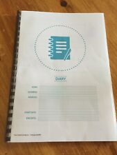 Safer Food Better Business for Caterers SFBB 2020 18 Month Diary Refill Pack