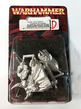 WARHAMMER - Khorne Chaos Champion - Campione del Caos Khorne - Blister NEW METAL