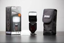 Phottix Mitros+ E-TTL Transceiver Flash For Canon EOS Digital [GN58] - BGN