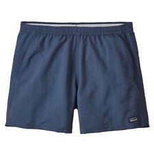 "NWT PATAGONIA Women's Baggies 5"" Shorts - L - Stone Blue"