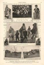 Christmas Observances in Newly Settled Oklahoma by Indians and Whites  - 1903