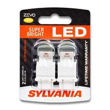 Sylvania ZEVO Front Turn Signal Light Bulb for GMC Sierra 3500 Yukon Jimmy ew